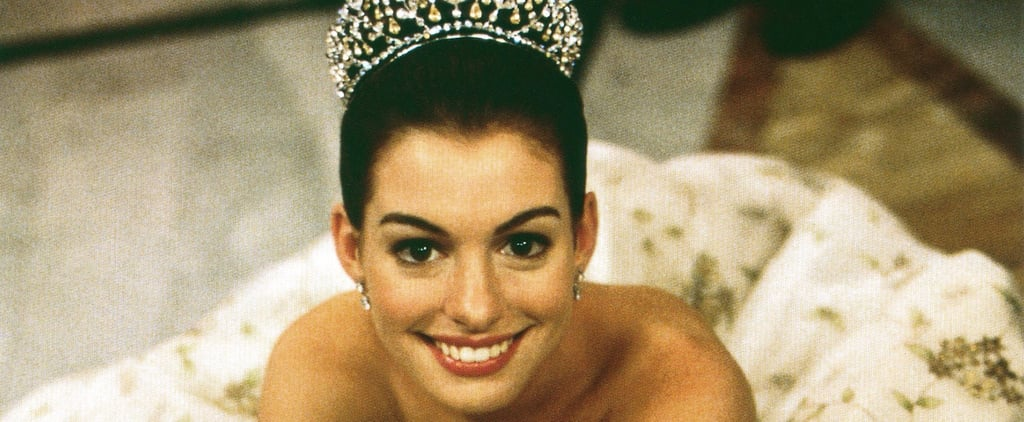 Anne Hathaway Celebrated the 16th Anniversary of Princess Diaries, and It's Emotional