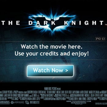 Facebook Movie Streaming From Warner Bros.