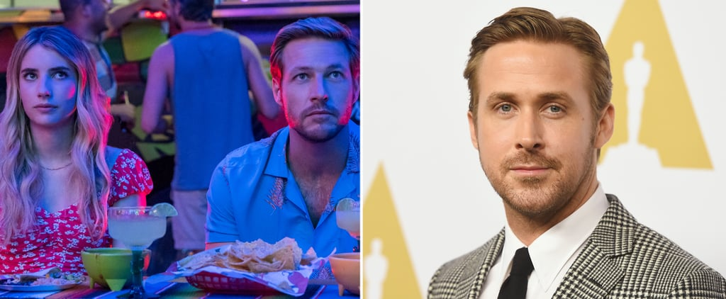 Is Ryan Gosling in Netflix's Holidate?