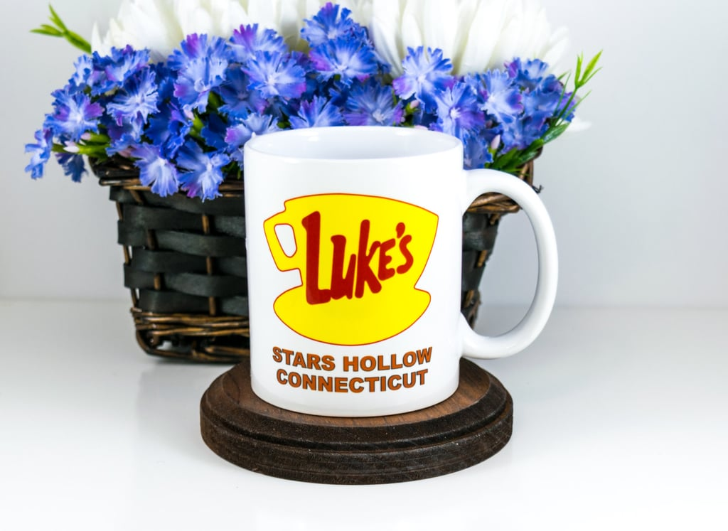 Love coffee? Obsessed with Gilmore Girls? Then we have the perfect gift guide for you. We've rounded up some of the best mugs inspired by the hit show and Netflix's reboot, Gilmore Girls: A Year in the Life. So pour yourself a cup a joe and start making your wish list now.      Related:                                                                                                           30 Gilmore Girls Gifts For Any Butt-Faced Miscreant in Your Life