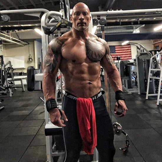 Best Dwayne Johnson 2018 Pictures