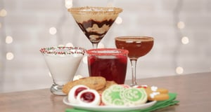 4 Holiday Cookie-Inspired Cocktails