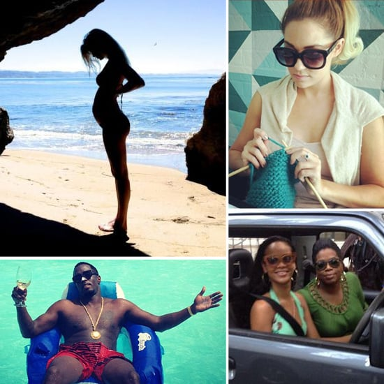 Celebrity Social Media Pictures | Week of Aug. 9, 2012