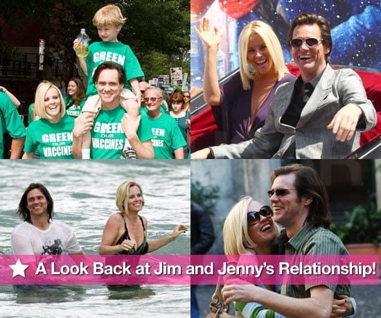 Photos of Jim Carrey and Jenny McCarthy Together