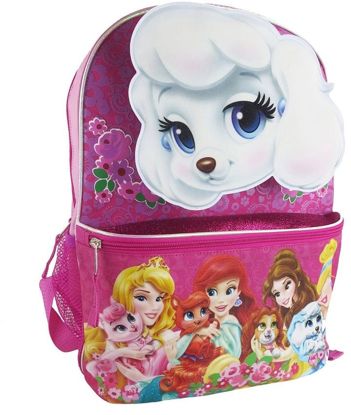 Disney Princess Palace Pets Backpack