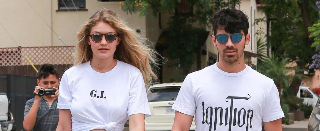 Gigi Hadid's Style Matches Her Boyfriend's