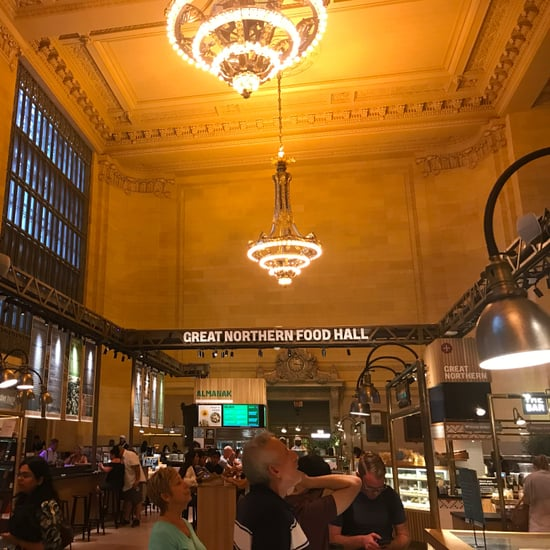 Great Northern Food Hall, Grand Central Station, New York
