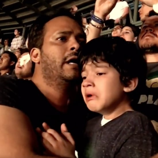 Boy With Autism Becomes Emotional at a Coldplay Concert