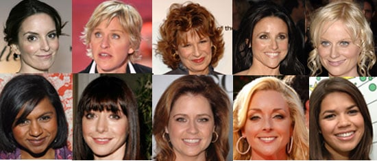 Who Is Your Favorite Female TV Comic of 2007?