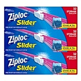 Ziploc Slider Storage Gallon