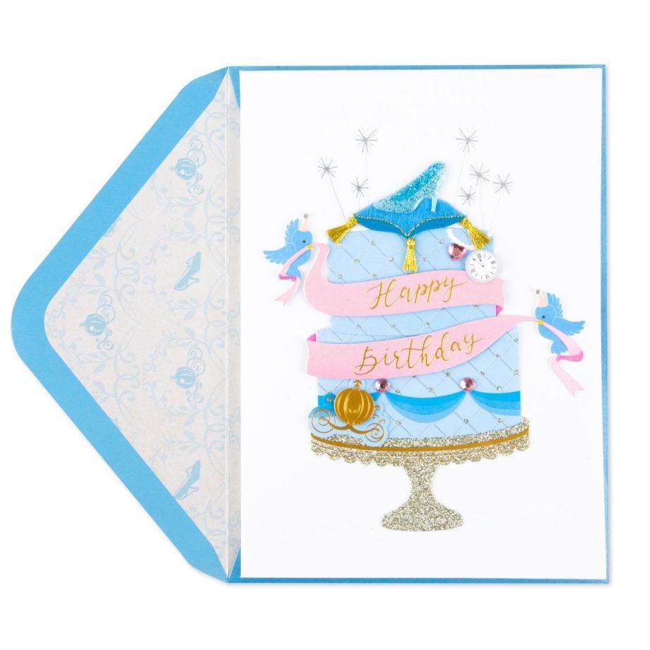 Papyrus X Disney Princess Birthday Card Collection Popsugar Family
