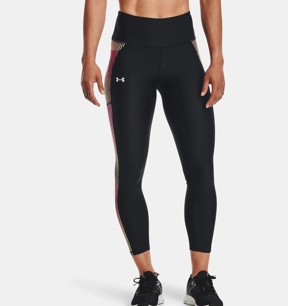 Heatgear® Armour No-Slip Waistband Panel Ankle Leggings