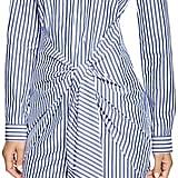 N. Nicholas Shirt Dress with Tie ($335)