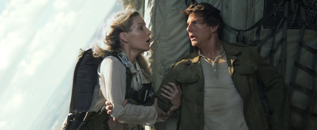 I'm Crying Laughing at This Messed-Up Trailer For The Mummy