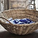 Tankvard Basket With Handles