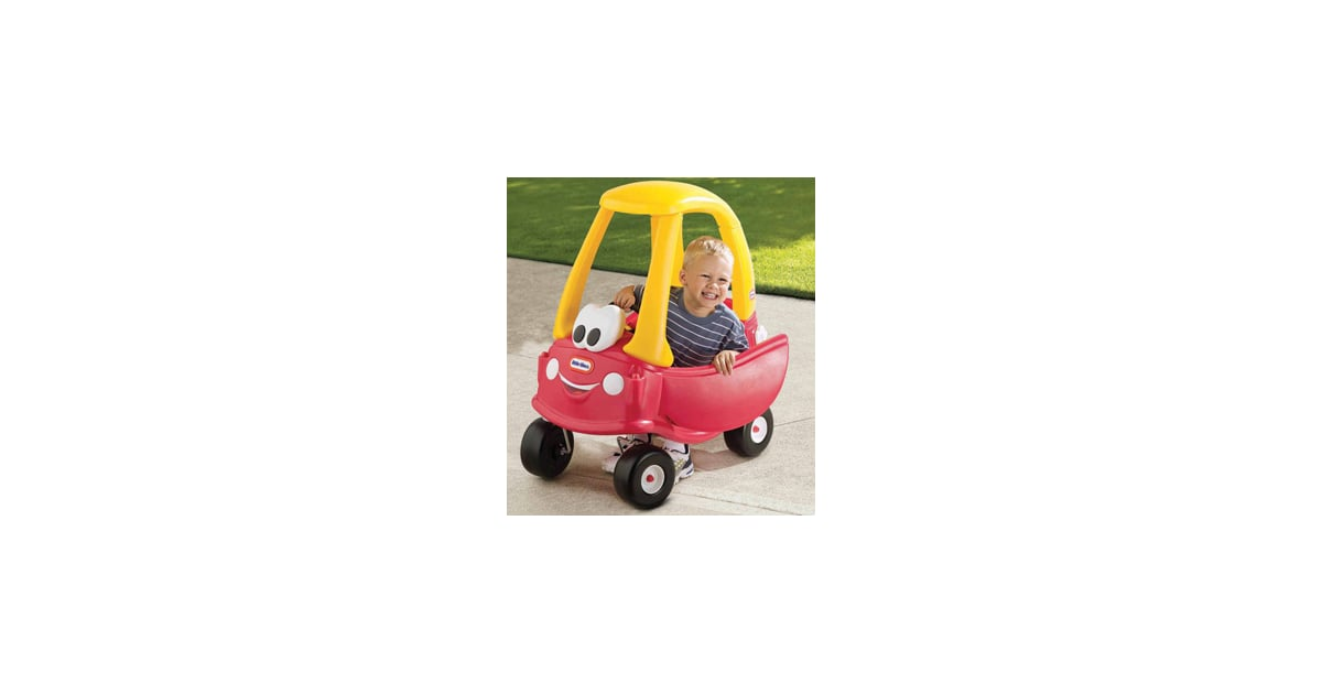Little tikes cozy coupe popsugar moms for Little tikes 8 in 1