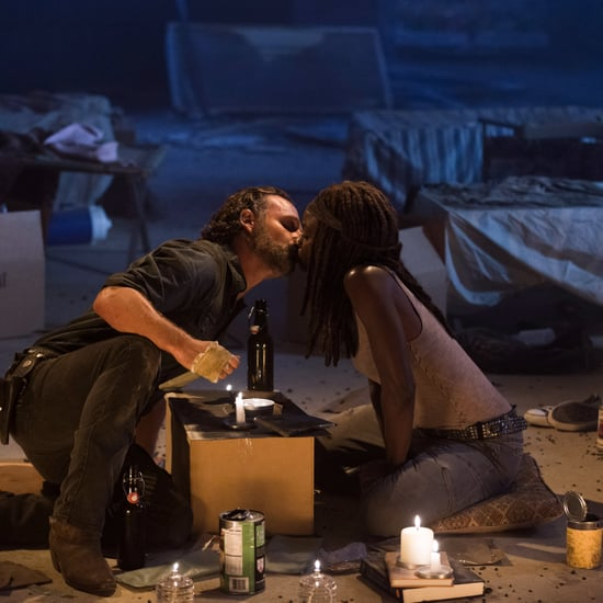 Rick and Michonne Couple Moments on The Walking Dead