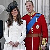 Kate Middleton, 2011