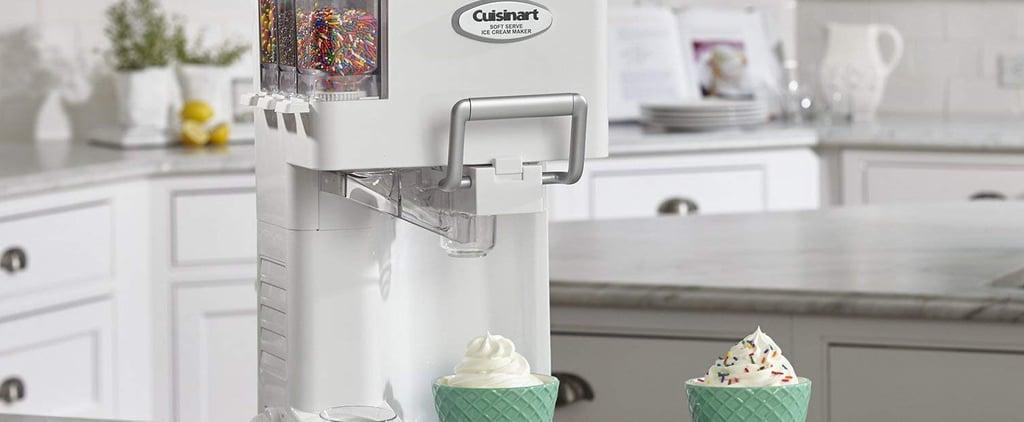 Cuisinart Ice Cream Soft Serve Maker