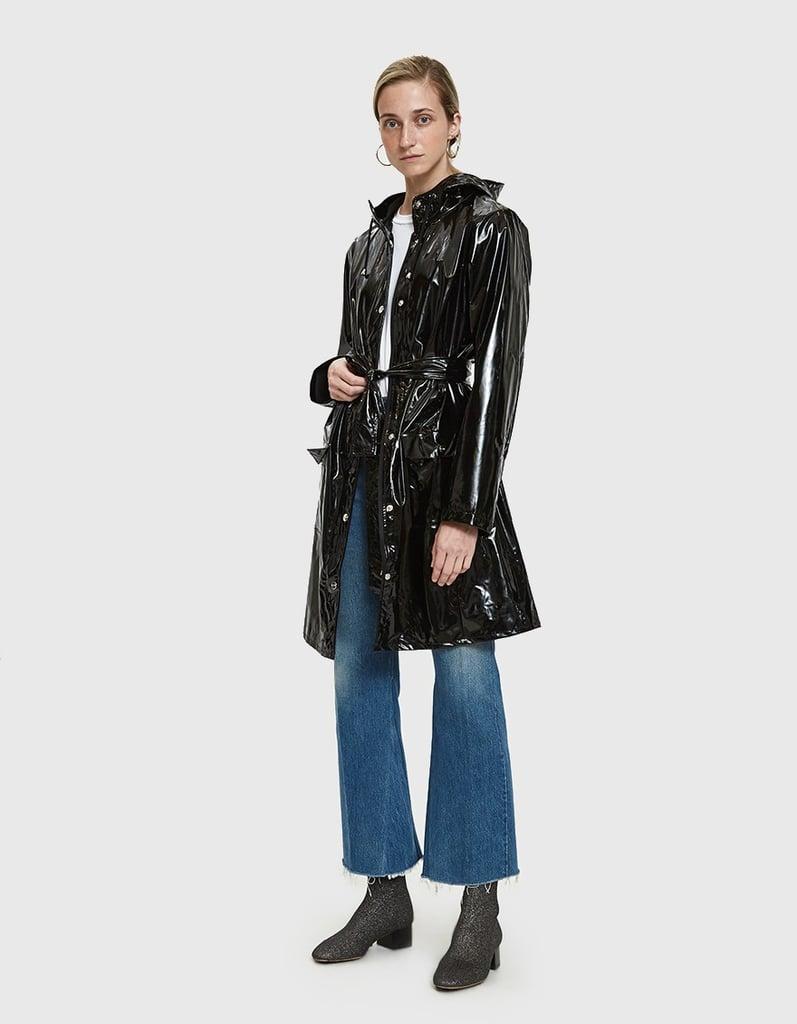 Rains Glossy Jacket