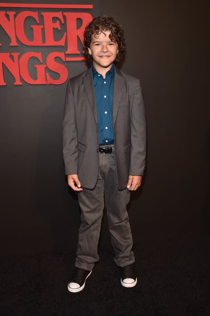 Gaten Matarazzo at Stranger Things Season 1 Premiere
