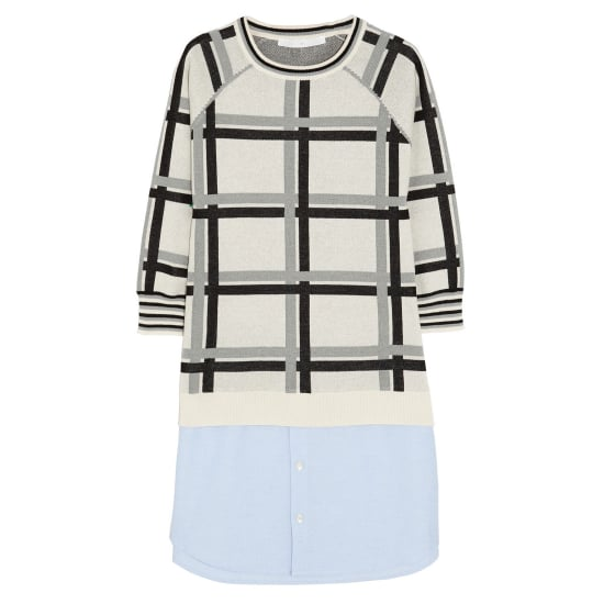 Thakoon Checked Sweater Review