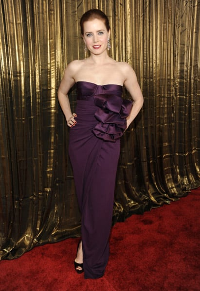 Amy Adams at the 2009 SAG Awards