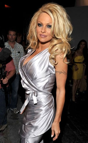 Pamela Anderson Off Dwts And Onto Surfing Popsugar Fitness