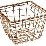 Woven Wire Storage Nest ($12)