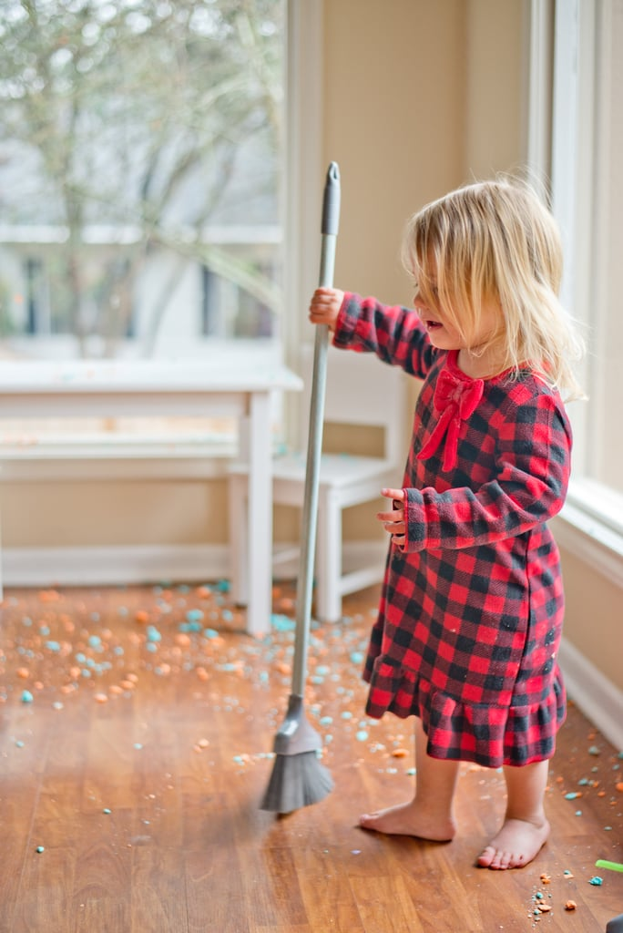 Chores For Kids Ages 2-3