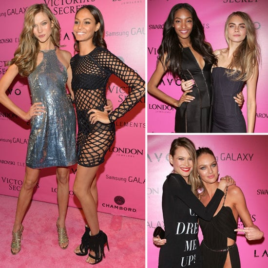 Victoria's Secret Afterparty Pictures 2012