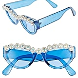 Shop Taylor's Exact Embellished Sunglasses