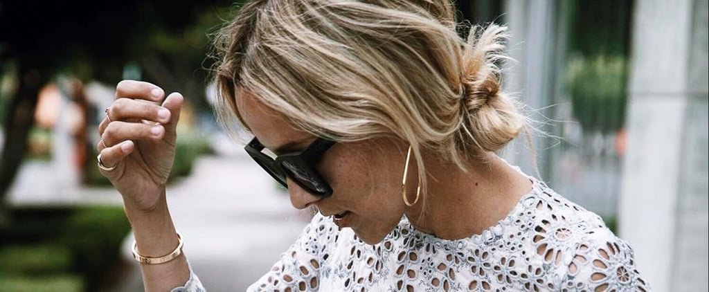 Low-Bun Hair Inspiration