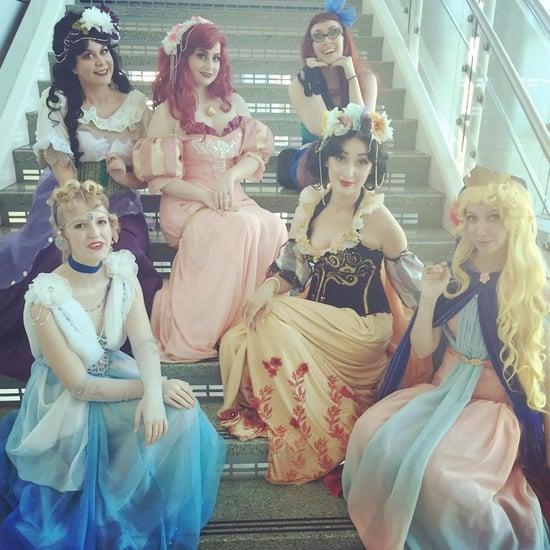 Disney Princess Group Costumes