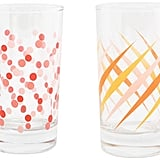 Pattern Play Glasses Set ($28)