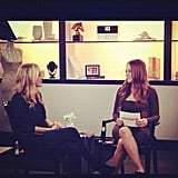 FabSugarTV host Allison McNamara sat down with Kimberly Ovitz in our studios.