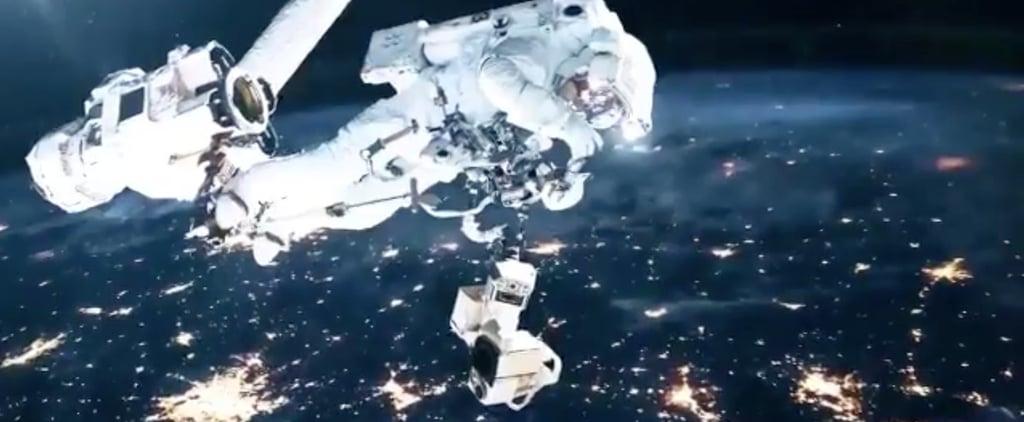 الإمارات ترسل أول رائد فضاء لمحطة الفضاء في أبريل 2019