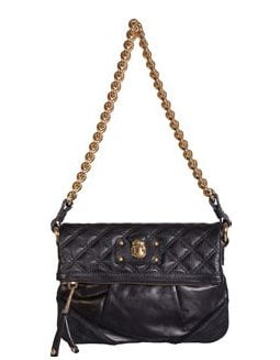 The Look for Less: Marc Jacobs Quilted Mayfair Handbag