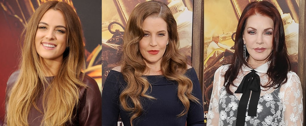 Presley Family at Mad Max Premiere | Pictures