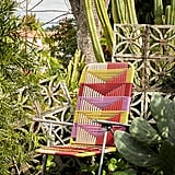 Woven Outdoor Lawn Chair