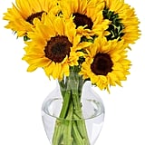 Benchmark Bouquets Yellow Sunflowers