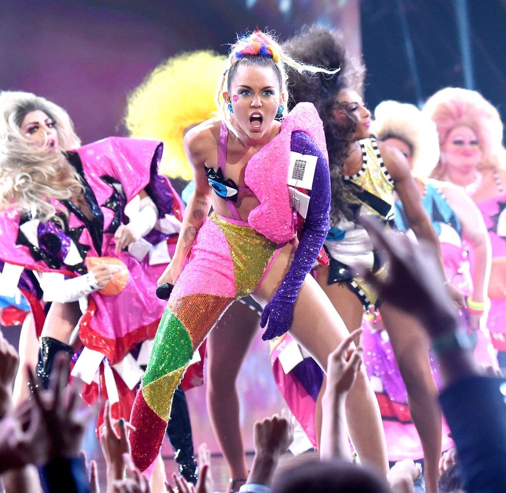 Highlights From the MTV VMAs 2015