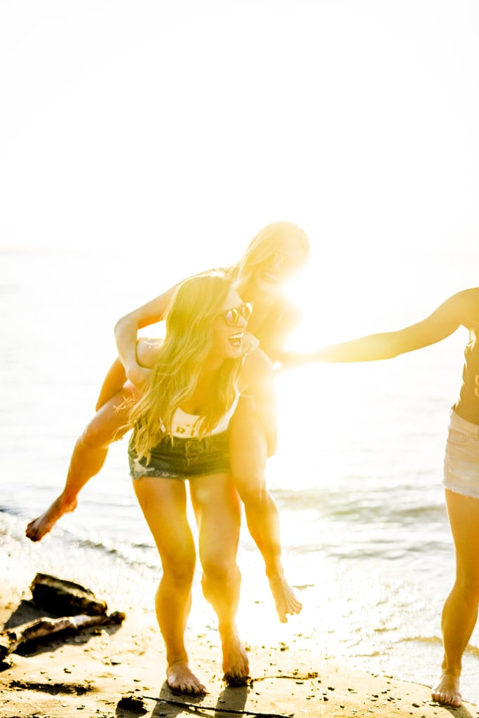 This Fun Bachelorette Party on the Beach Is the Perfect Summer Bash Inspiration