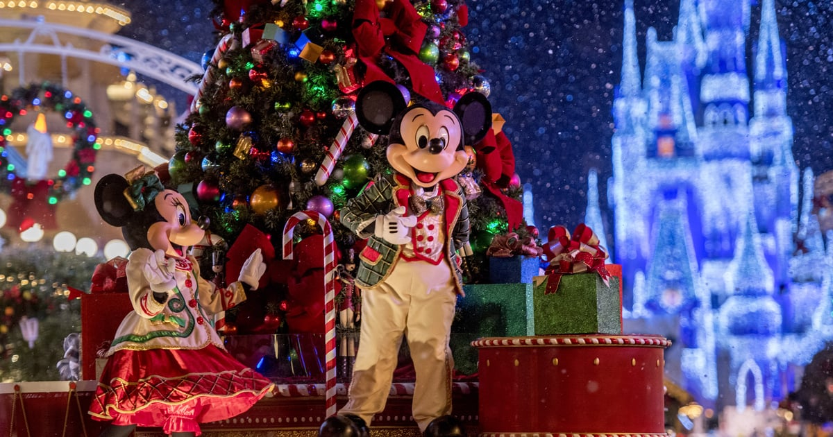 Heading to Disney World For Christmas? You Won't Want to Miss These 4 New Attractions