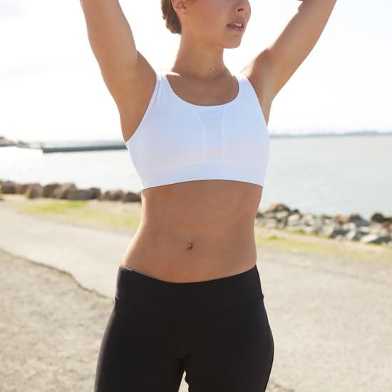 Best Sports Bras On Amazon: POPSUGAR Fitness