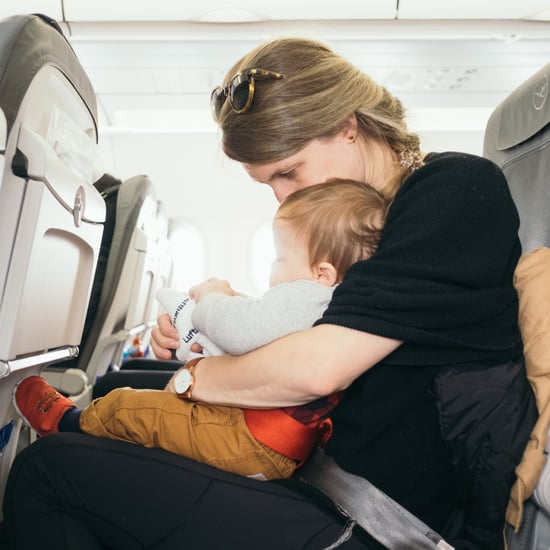 Why Parents Shouldn't Let Their Kids Be Loud on Planes