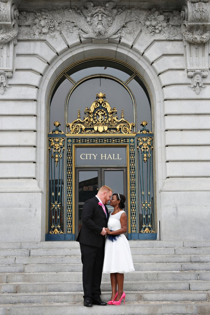 City Hall Wedding