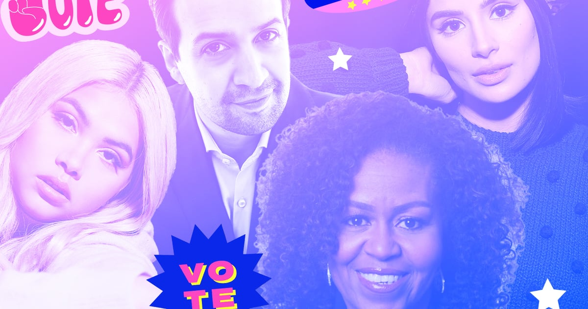 Lin-Manuel Miranda, Michelle Obama, and 14 Other Change-Makers Share Advice They'd Give First-Time Voters