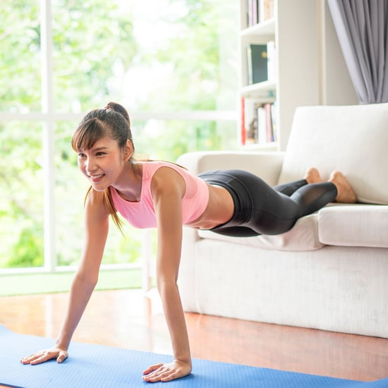 15-Minute Living Room Workout