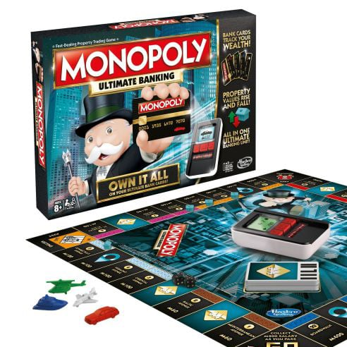 New Monopoly Uses ATM Instead of Cash